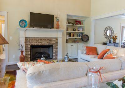 Alto Floor Plan Living Area