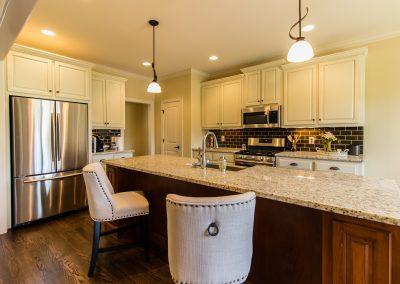 Alto Floor Plan Kitchen