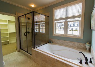 Alto Floor Plan Master Bath